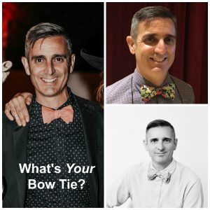 Small business talisman the bow tie